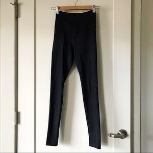 NWOT Girlfriend Collective black leggings size XS